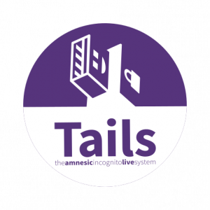 Tails Linux 4.16 - DVD