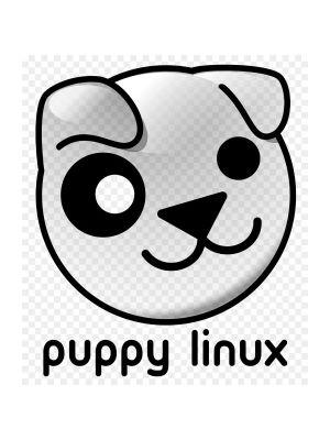 Puppy linux logo