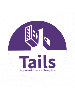 Tails Linux 4.11 - DVD
